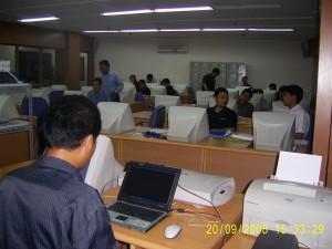 Pelatihan Manajemen Jaringan INHERENT menggunakan OSS